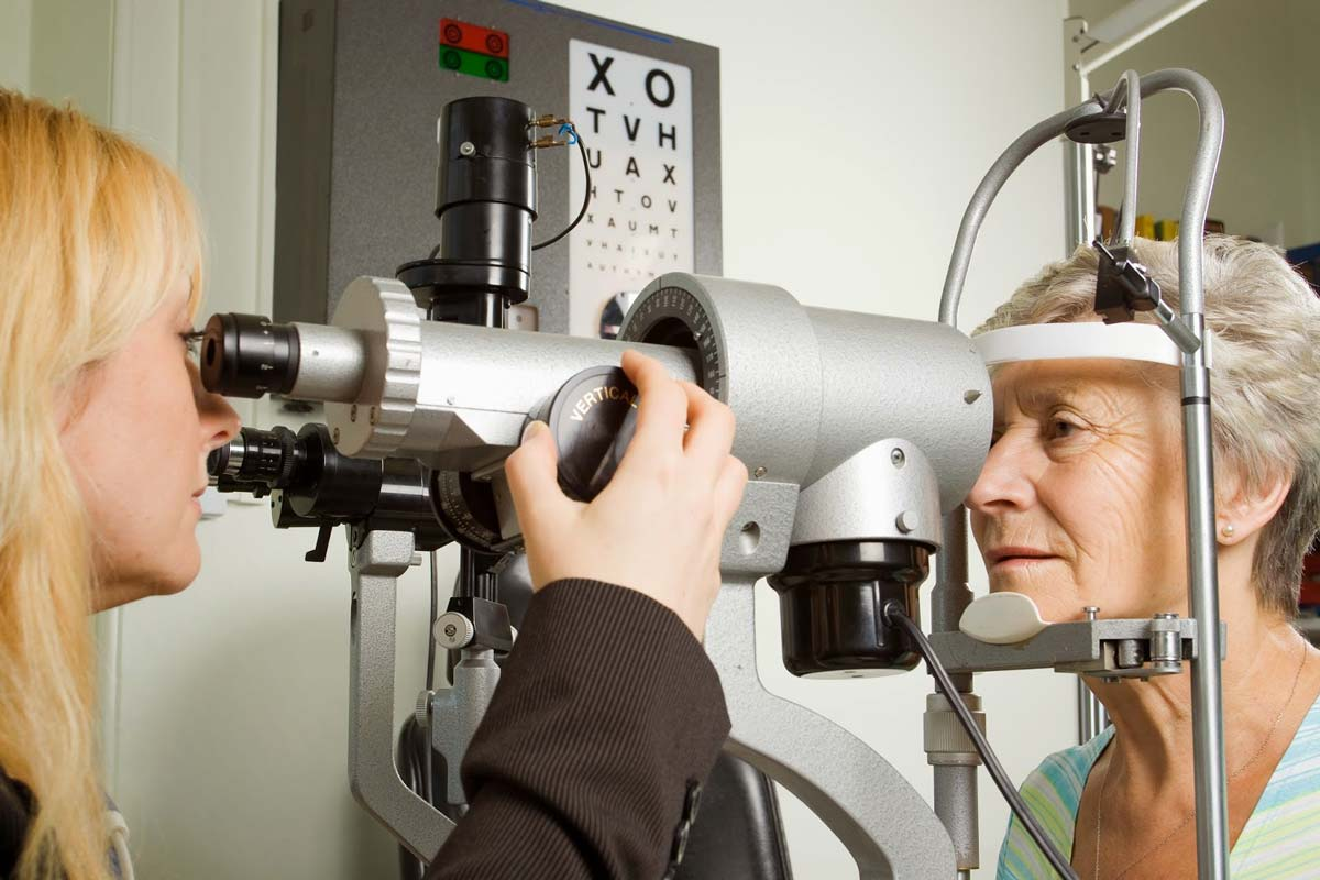 Vision Testing Services