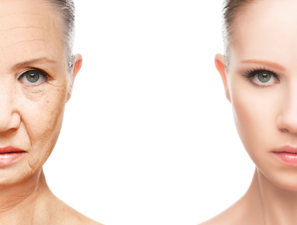 How to Deal with the Initial Signs of Premature Aging?